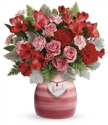 Playfully Pink by Teleflora