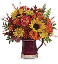 Bounty of Blooms Deluxe by Teleflora