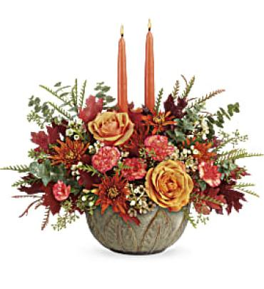Artisinal Autumn by Teleflora