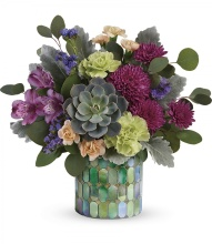 Marvelous Mosaic by Teleflora