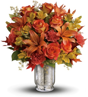 Fall Blush Bouquet