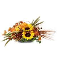 Harvest Home Centerpiece
