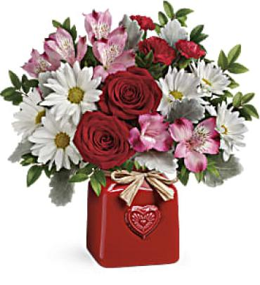 Country Sweetheart Bouquet by Teleflora